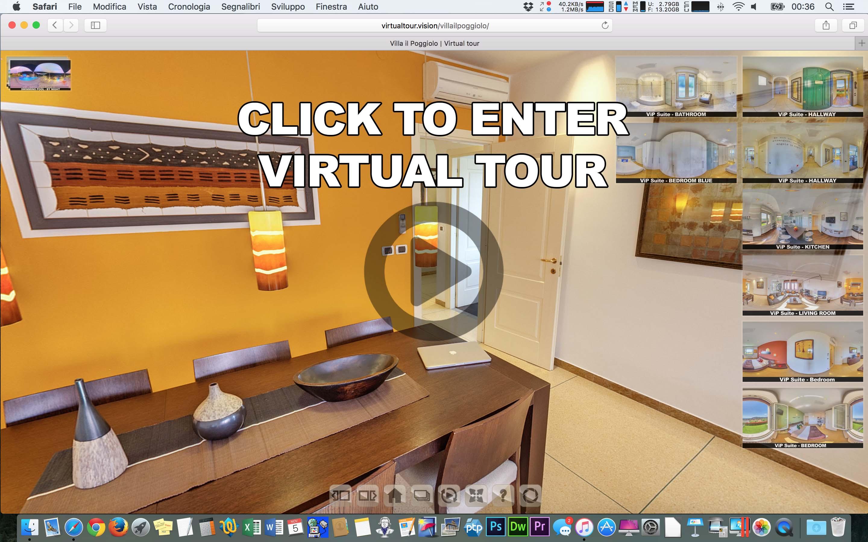 Villa il Poggiolo - VirtualTour